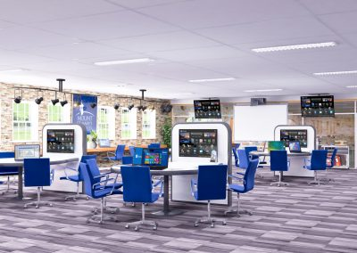 Student Collaborative Space
